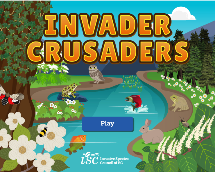 invadercrusaders