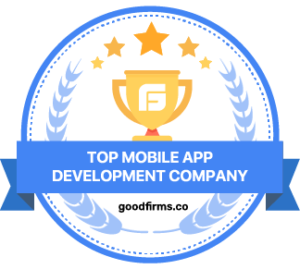goodfirms top app development